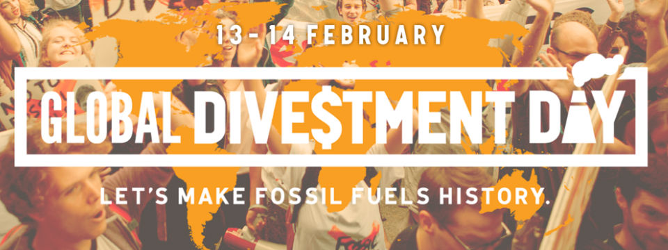 13-14 February: Global Divestment Day!
