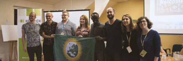 Federation of Young European Greens elects new Executive Committee