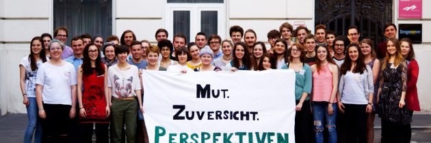 GYG in solidarity with the Young Greens of Austria