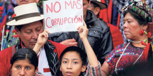 A Statment of Solidarity with  Ecological Movement of Guatemala.